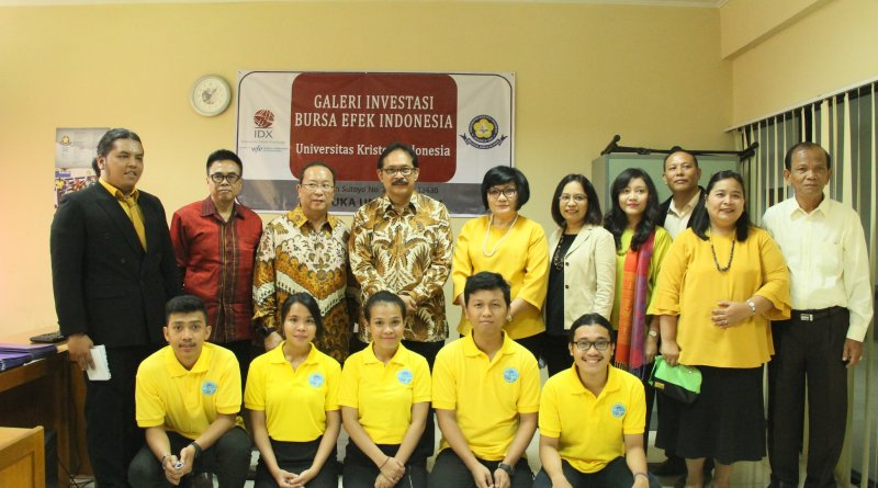 Galeri Investasi BEI Hadir di FEB UKI
